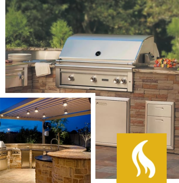 Outdoor Kitchen Manufacturing Image